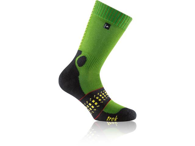 Rohner Trek-Power L/R Socks, green